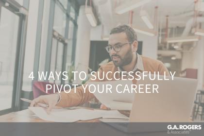 pivot career