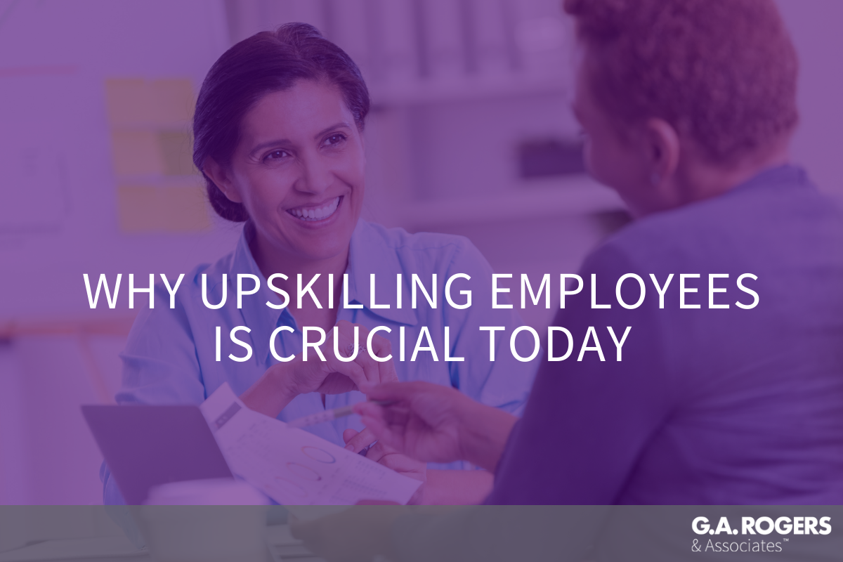 upskilling employees
