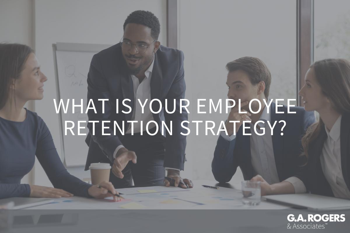 retention strategy