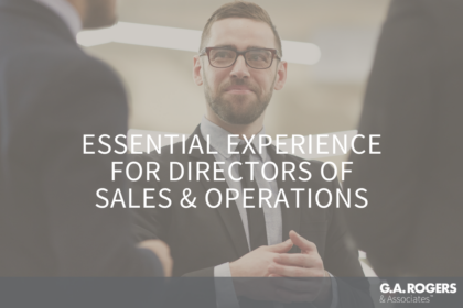 essential job experience